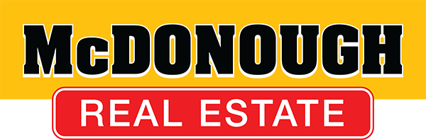 McDonough Real Estate Logo